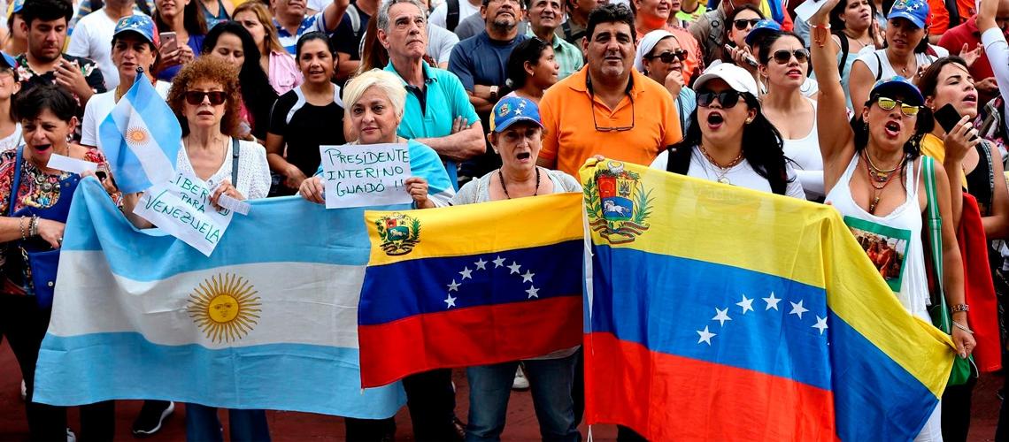 """Image result for migrantes venezolanos en argentina"""""""