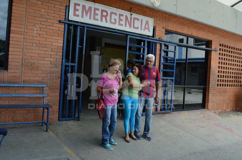 Emergencia del Ambulatorio de Cabudare trabaja a medias - La Prensa de Lara