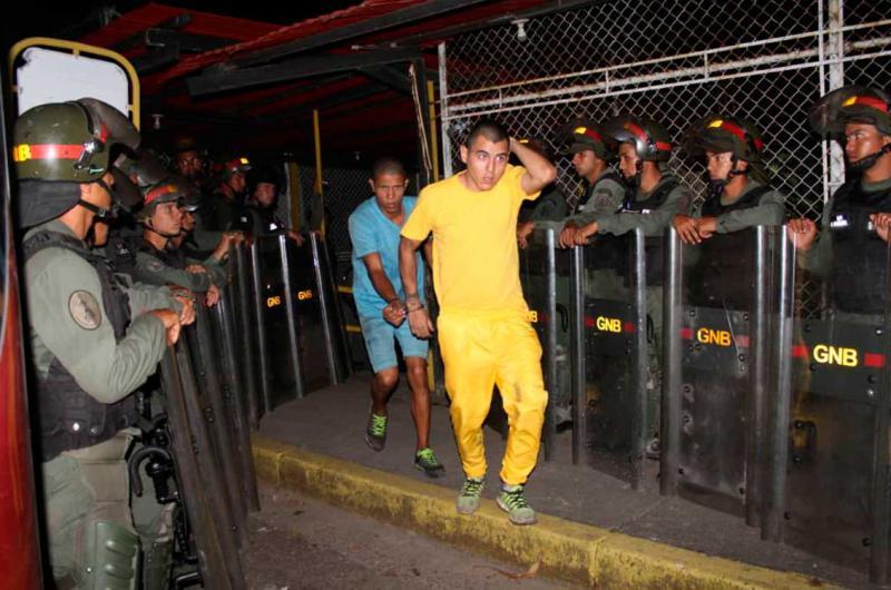 Vuelve la calma al penal de Santa Ana - La Prensa de Lara