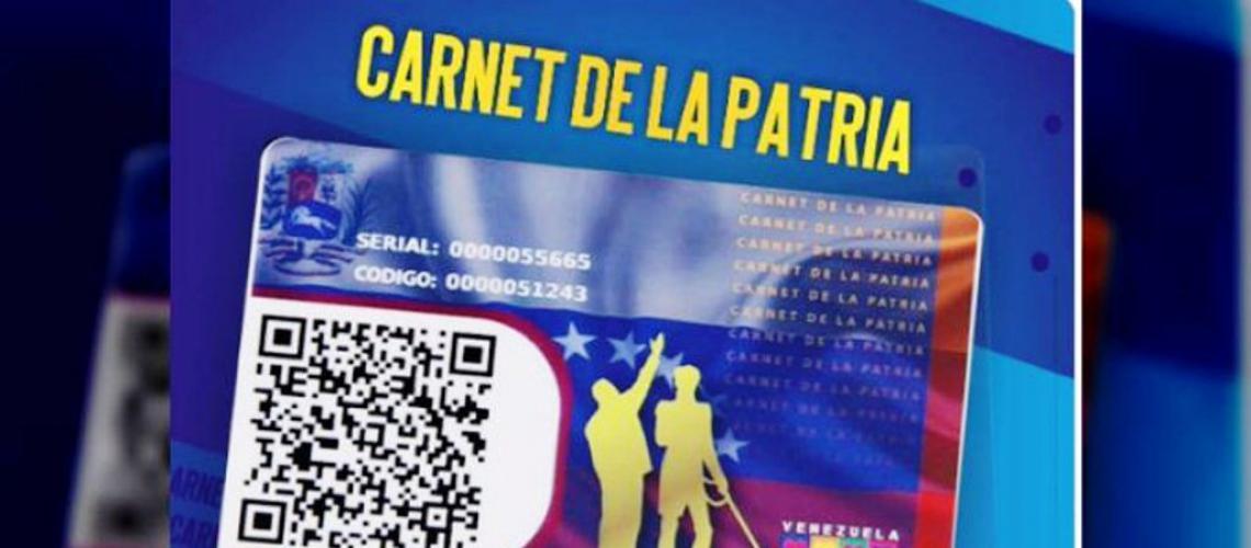 Gobierno dará medio petro a quien tenga carnet de la patria :: La Prensa de  Lara