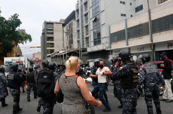 Diputada Forero rechazó violencia contra jubilados y pensionados