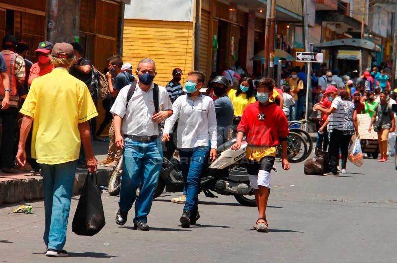 Irrespeto al confinamiento reinó en las calles de Barquisimeto