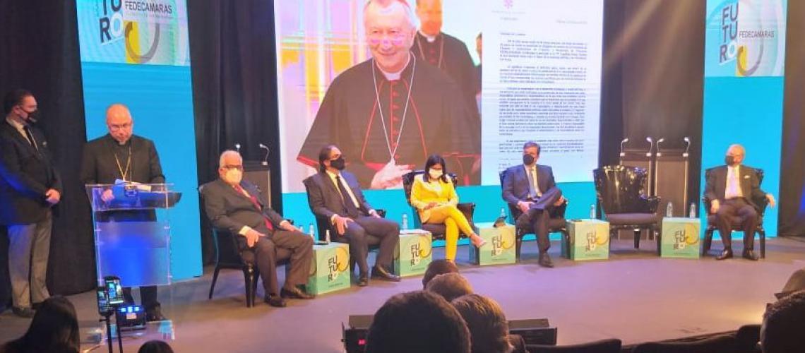 """El Vaticano pidió una """"negociación seria"""" en Venezuela :: La Prensa de Lara"""